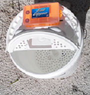 Bait Bucket Aerator Top